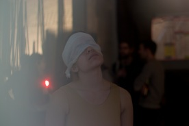"""Tactile Movements Collective at """"Livestream//FeverDream"""""""